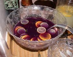 mardi gras punch ideas