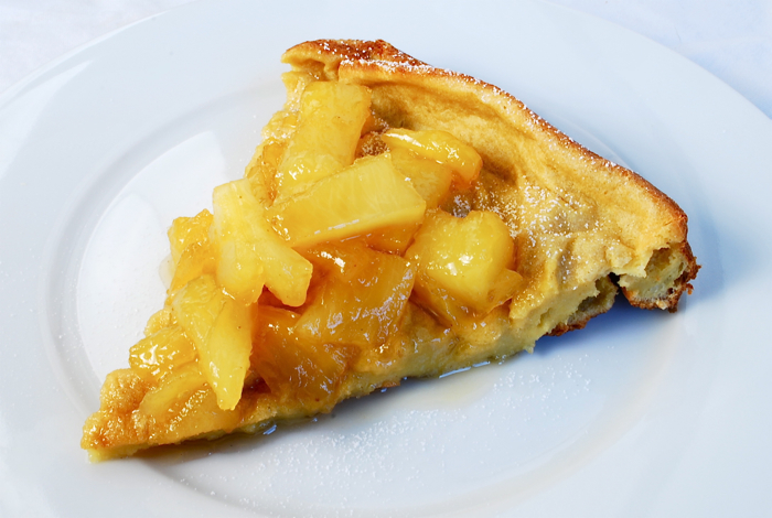 Pineapple Pancake