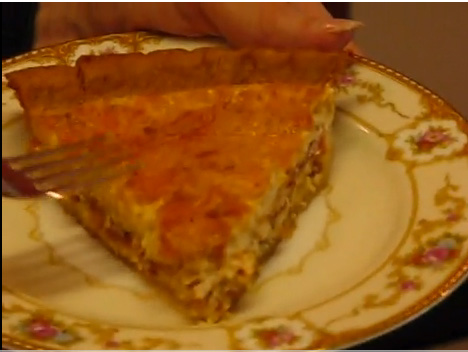 quick and easy quiche lorraine recipe video by