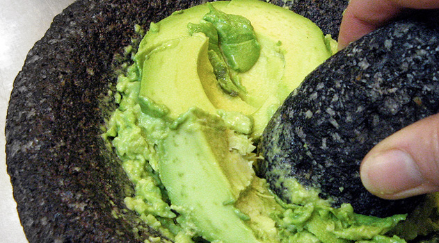 Super Bowl avocado