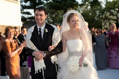 All-Vegan Menu in Chelsea Clinton's Wedding
