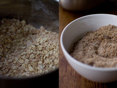 whole wheat and oats