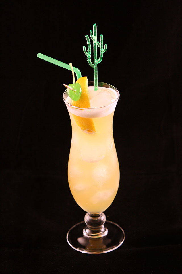 Tropical Itch Punch