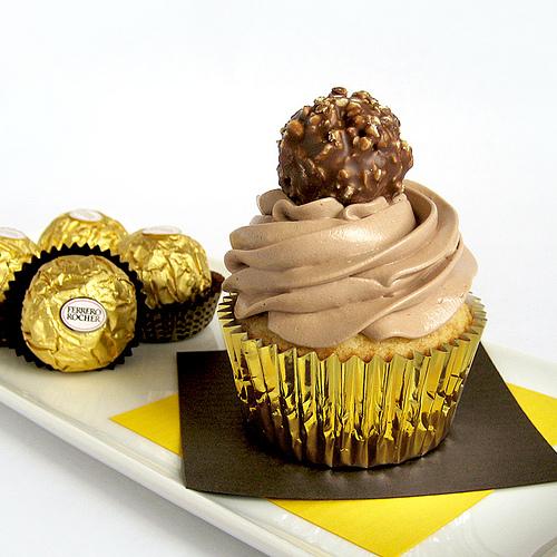 Hazelnut Cupcake Recipes