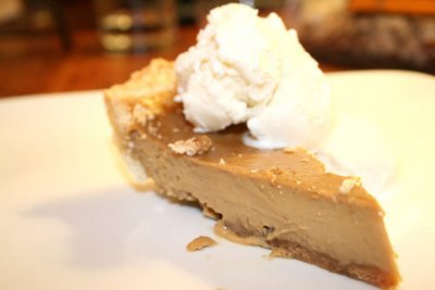 Nutmeg pie