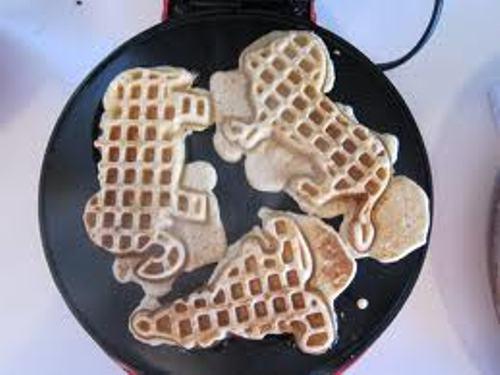 waffle shapes