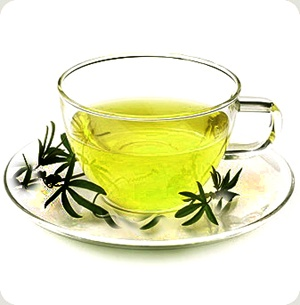 Green Tea is rich in antioxidants and helps burn fat faster
