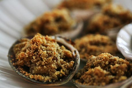 Store clams correctly and enjoy their great taste