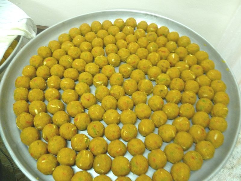 Exotic Laddoos For Holi
