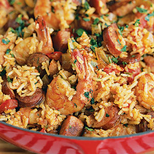 Jambalaya - Traditional Mardi Gras Foods