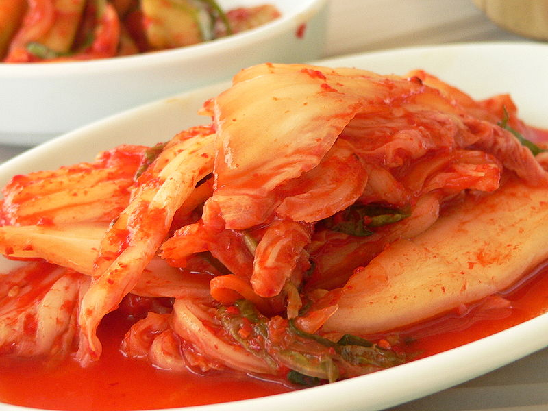 Kimchi is the most popular and versatile dish from Korea