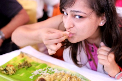 Why Do Indians Eat With Their Hands By Foodquest