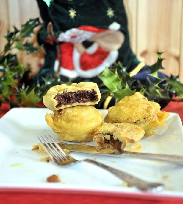 Christmas fast food 2