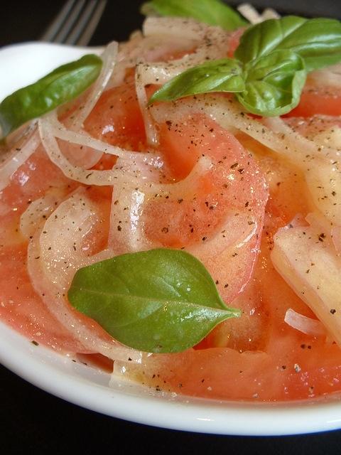 Tomato Salad - Fresh Tomato Starters