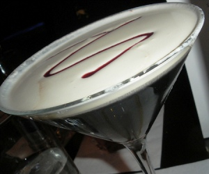 Amaretto Martini