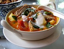 Kaeng - Thai curry