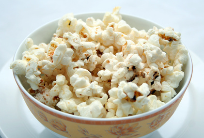 Storing Popcorn