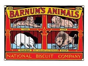 Barnum Animal Crackers