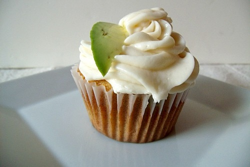 Avocado Cupcake Recipes
