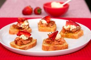 Turkey Slice Garnish