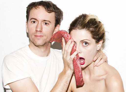 MIscha Barton and Tyler shields