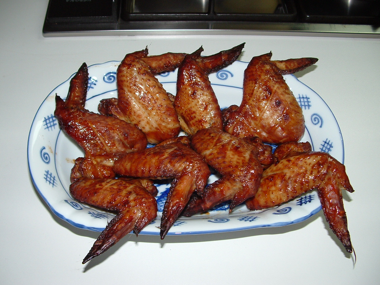 Chinese Food Chicken Wings Chinese Chicken Wings Recipe