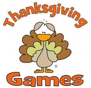 Thanksgiving Games 1