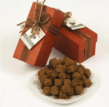 Knipschildt Chocolatier - this is one of the most lavish chocolates that you might get to eat