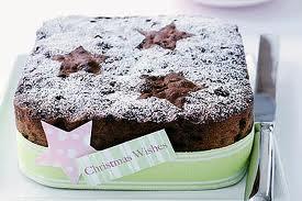 Christmas Eve Dessert — Diabetic Dessert