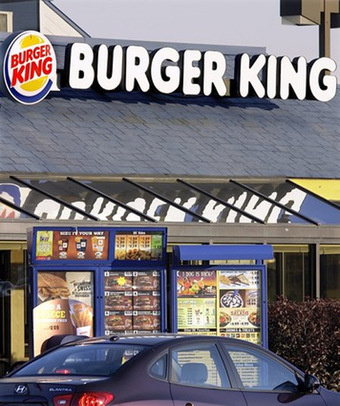 Burger King Drive-Thru