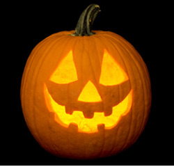 Carved pumpkin Jack O Lanterns are an inseparable part of Halloween tradition
