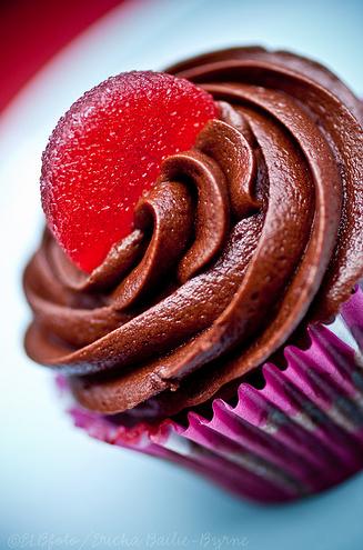 Rhubarb Cupcake Recipes