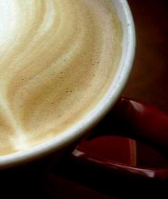 Mock latte