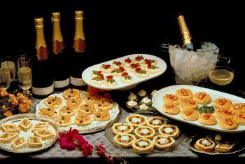 wedding finger foods