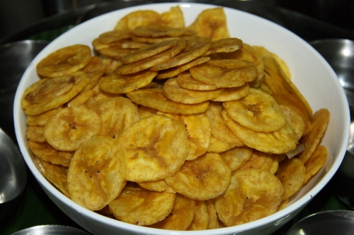 Don't Miss Banana Chips In Your Kerala Thali