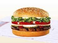 Low Fat Burger — Ham Burger
