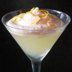 Lemon Zest Garnish
