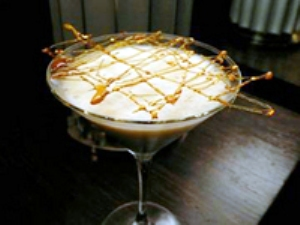 Caramel Garnish