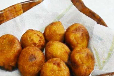 Potato Stuffed Bread Bonda Recipe Video by bhavnaskitchen   iFood.tv