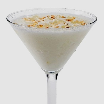 Toasted Coconut Garnish
