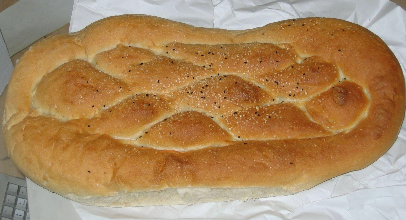 Pide Bread