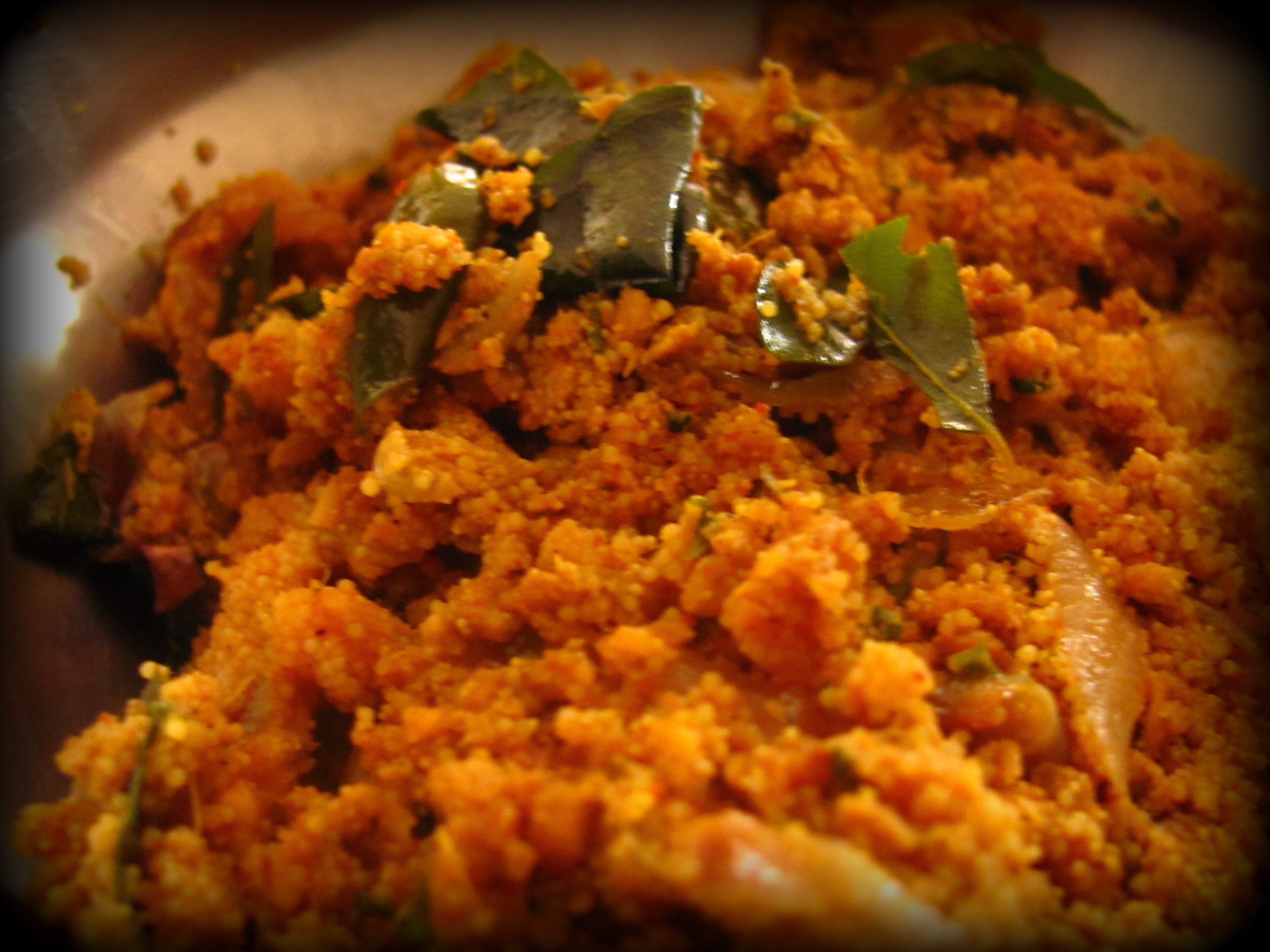 Spicy Masala Fish Eggs Recipe By Foodie Rishika
