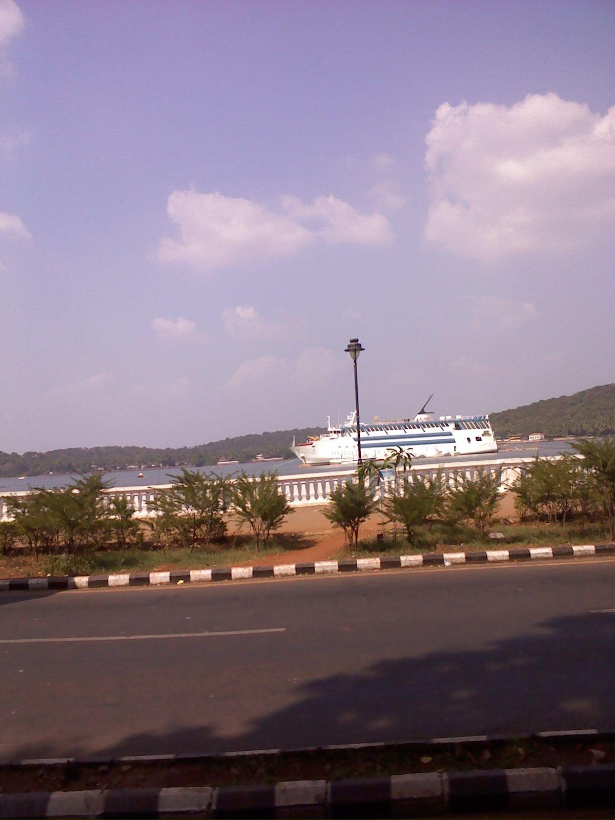 A goan ferry