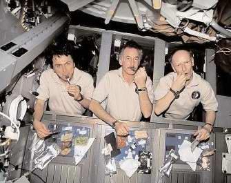 Space food 3
