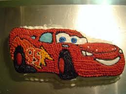 How Can I Decorate Cake At Home : How To Decorate A Car Cake At Home by Reluctant.Connoisseur iFood.tv