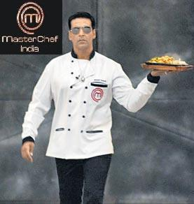 MasterChef India will see Akshay Kumar in a whole new avatar of being a cookery show host