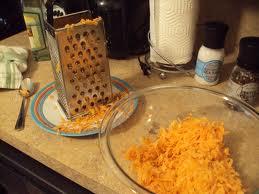 how to shred sweetpotato