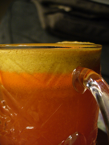 Carrot Aple Juice