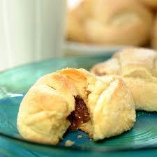 Treasured Crescents — Desserts For Diabetics