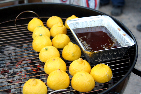 How to cook lemon